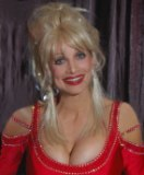 Dolly Parton Hot