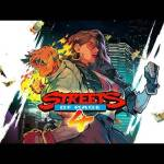 显示预告片'Streets Of Rage 4' Video Game (#SOR4)