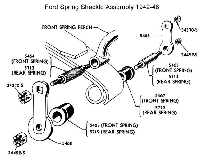 1938 ford wiring kit