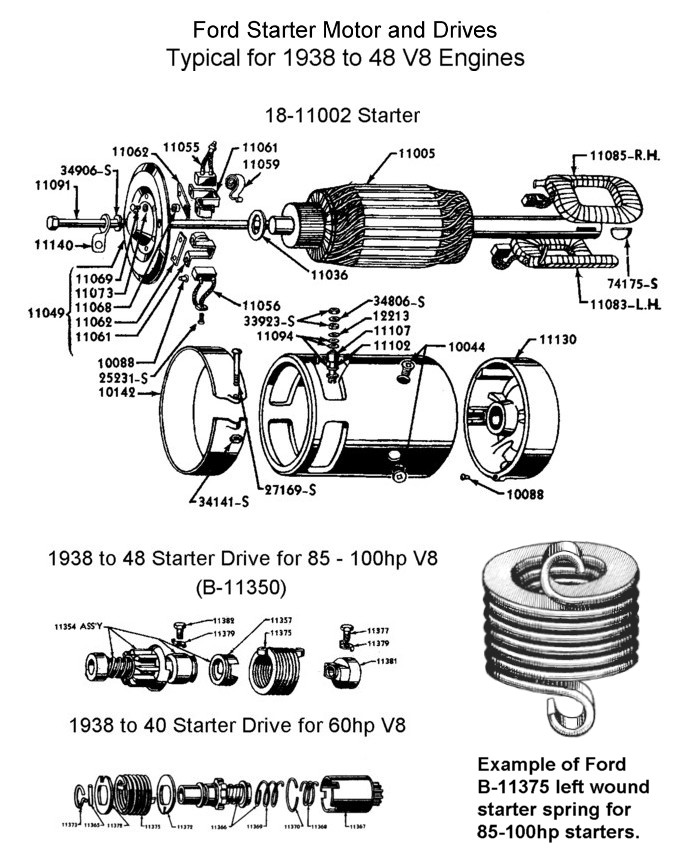 wiring diagram 51 mercury overdrive