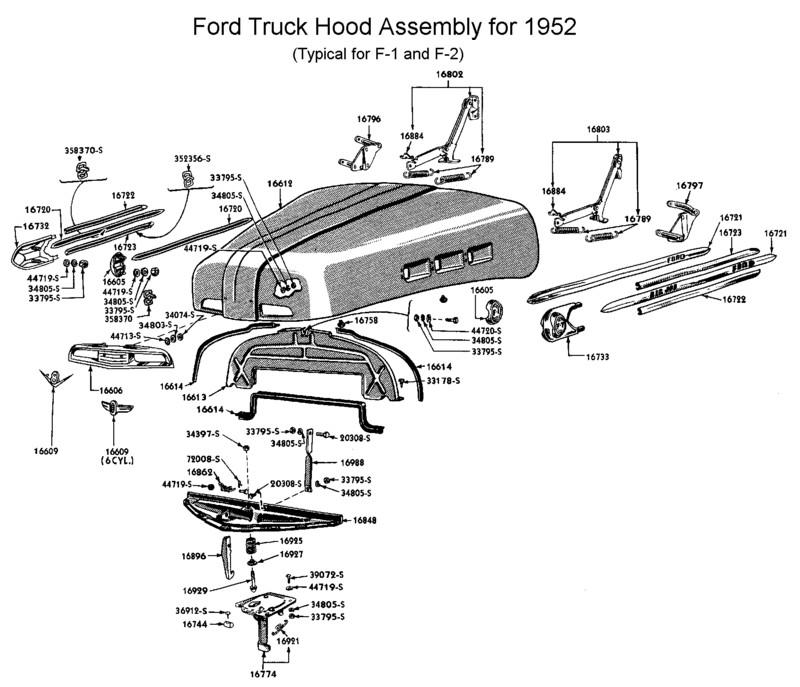 1948 ford truck flathead 6