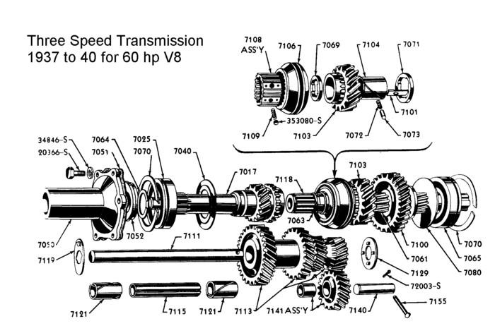 1936 buick model 41 wiring diagram