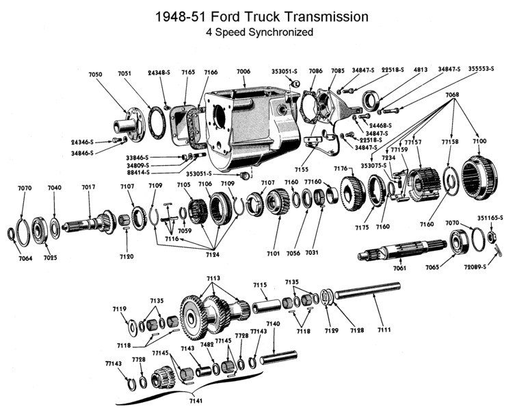 1948 ford f6 tow truck