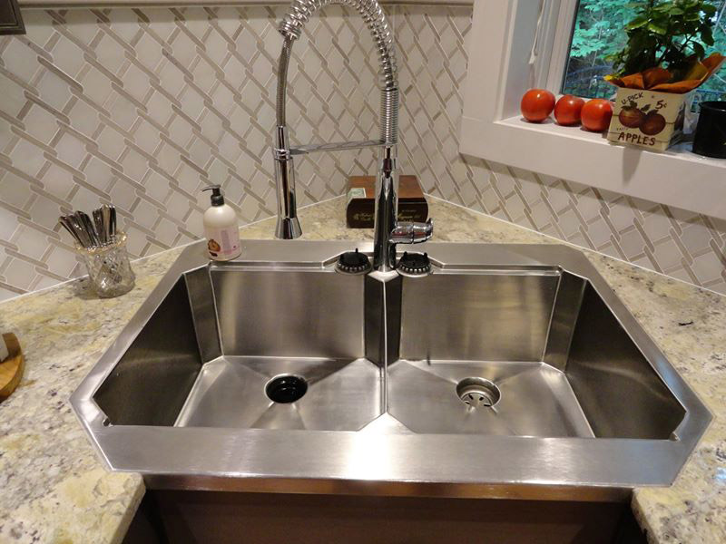 Custom Metal Sinks New Carlisle Ohio