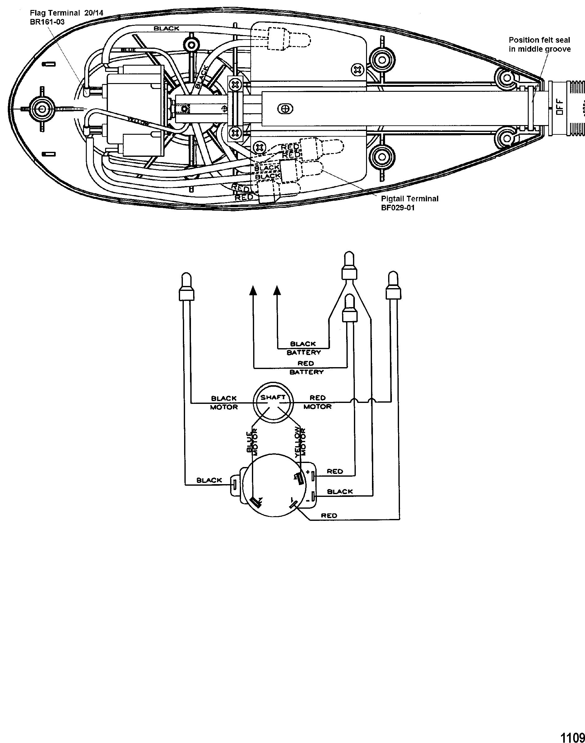 motorguide fw40fb wiring diagram