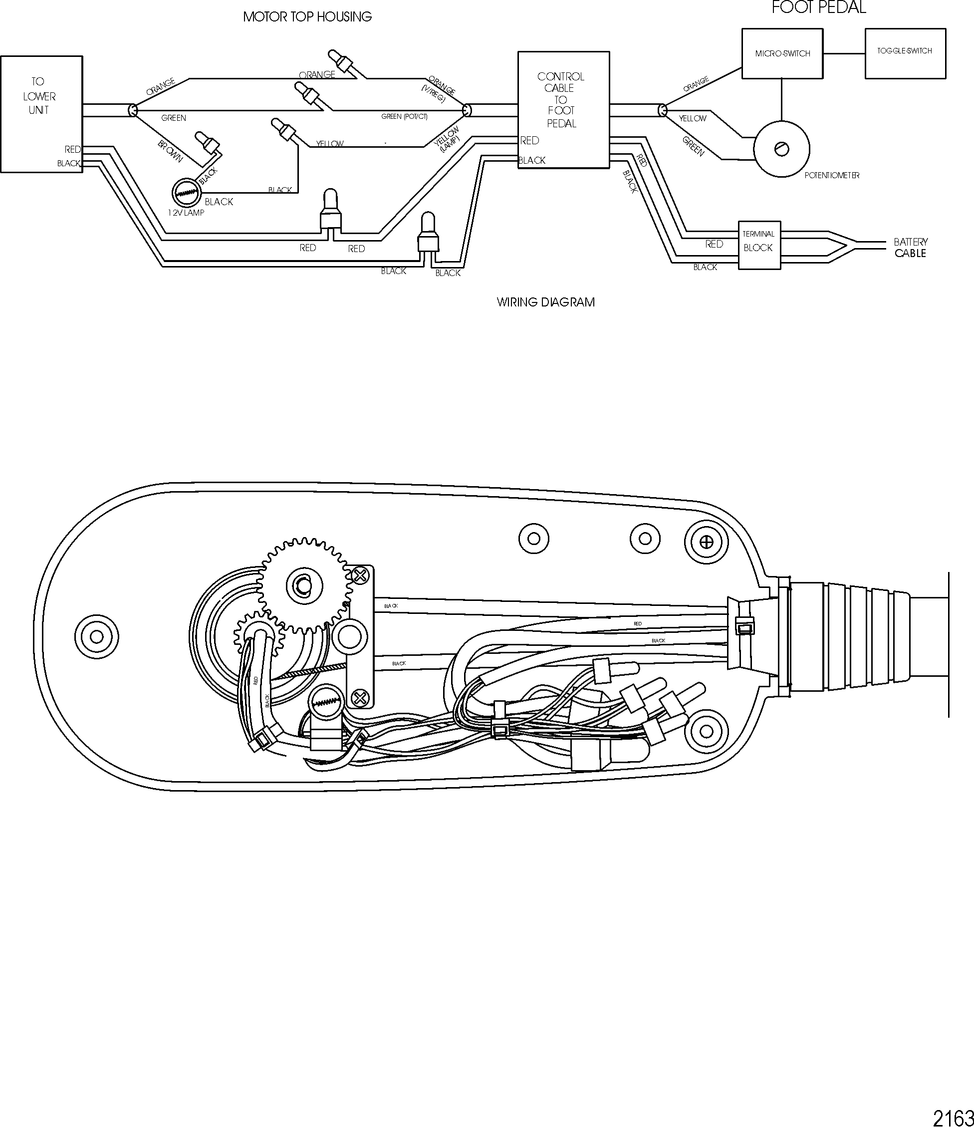 cannon plug wiring diagram