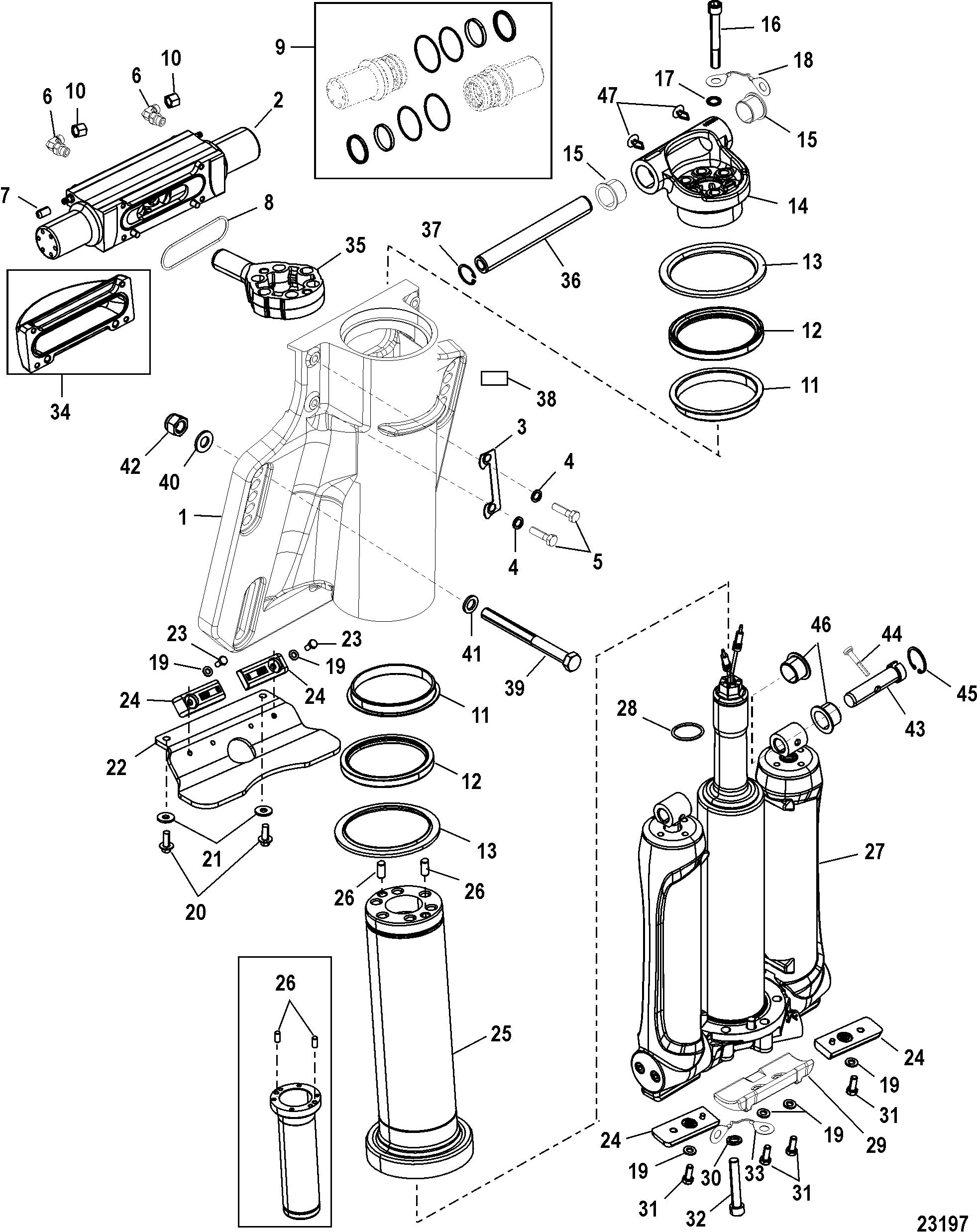 mercury mariner trailer wiring harness
