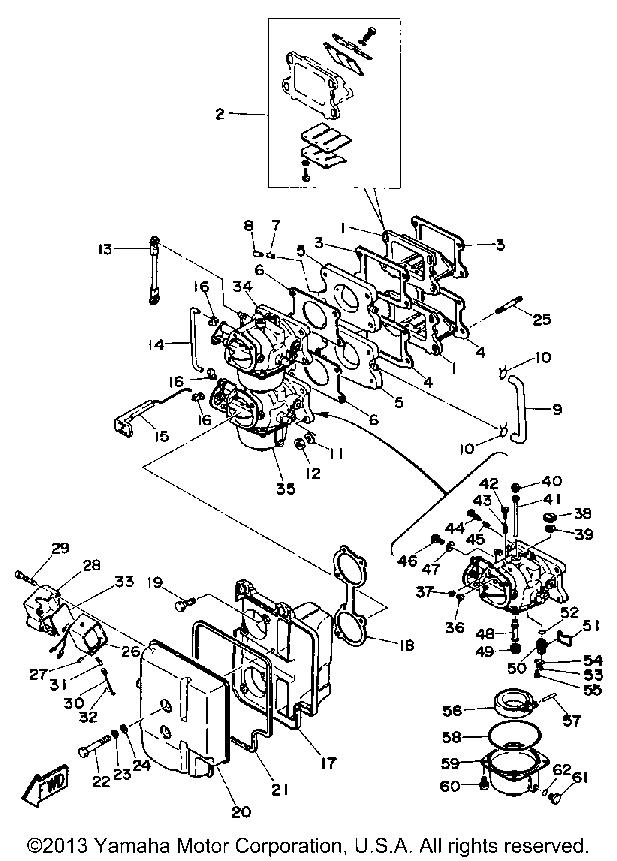 yamaha f20 outboard carburetor wiring