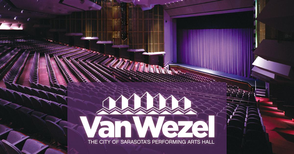 Sarasota, Florida - Van Wezel Performing Arts Hall
