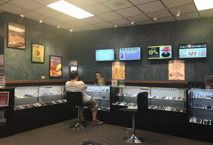 The Vapor Room - 57 N Centre St Cumberland, MD