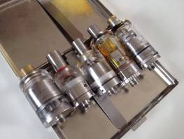 Bell Vape multi atomiseur