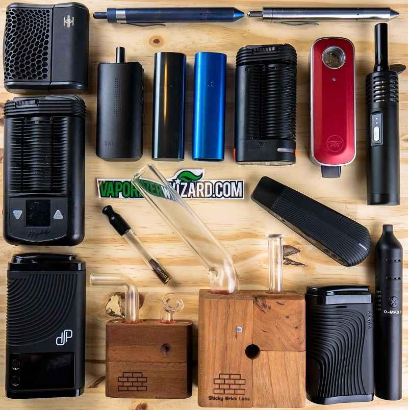 Best Portable Vaporizers 2018 Dry Herb Vaporizer Wizard
