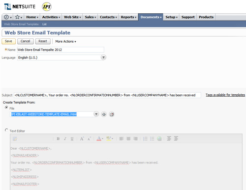 wwwvariablevisions/Email-Marketing/customize-a-NetSuite-order