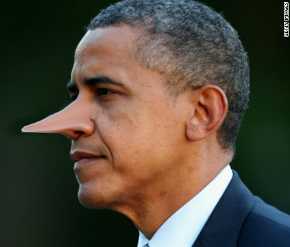 12 Lies from Obama in First Debate