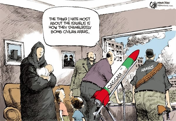 Watcher's Council Nominations – Hamas Delenda Est Edition