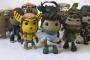 Collection figurines Sackboy