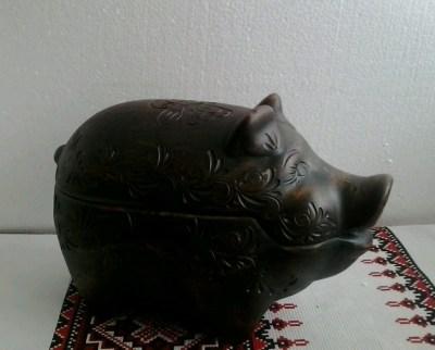 жаровня свинка 1