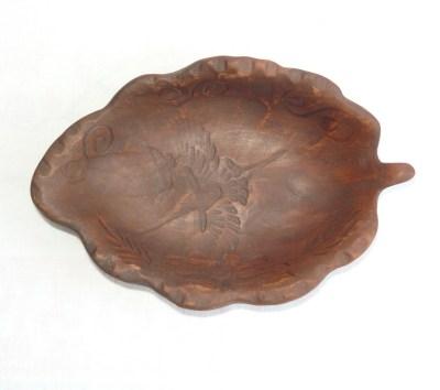Соусник глиняный