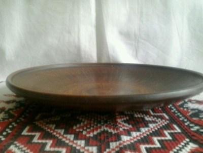 тарелка вогнутая 25 см