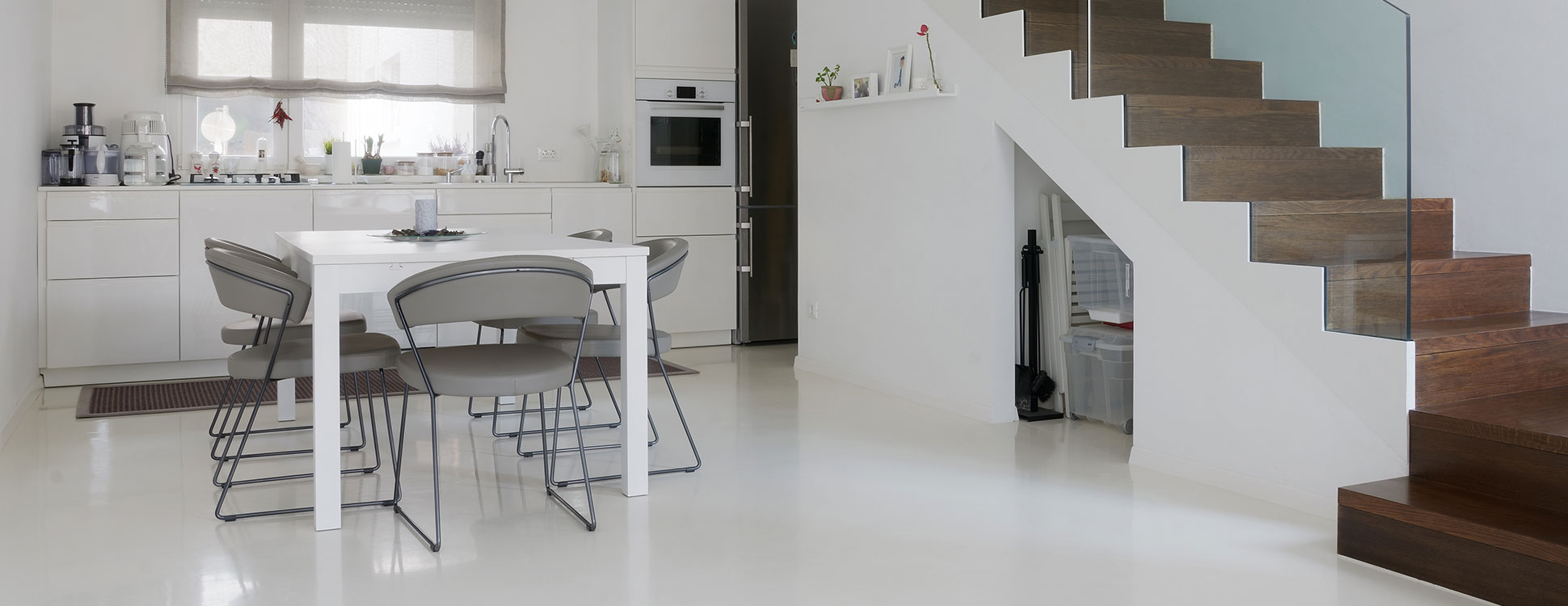 professional painting and epoxy flooring services