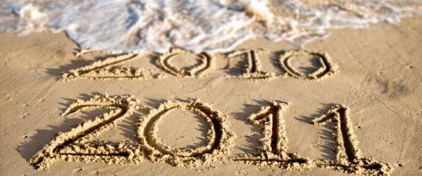 Goodbye 2010 hello 2011