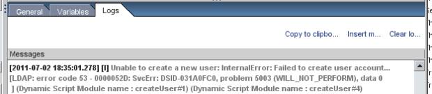 ldap-jndi-errors