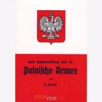 Kurze Zusammenstellung ber die Polnische Armee - K. Urban ...