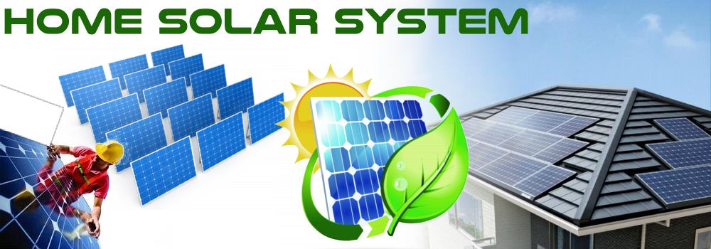 Home Solar System Kerala - Residential Solar Systems Cochin Ernakulam