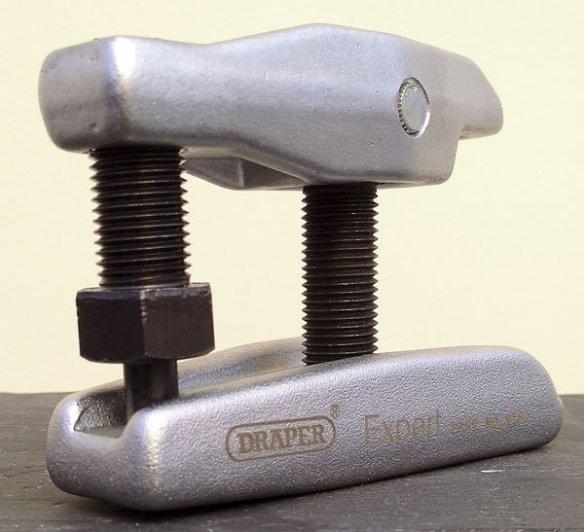 Draper expert ball joint scissor action splitter
