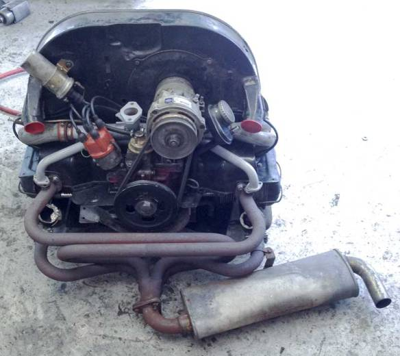 the 1641cc engine out and getting an update and refresh