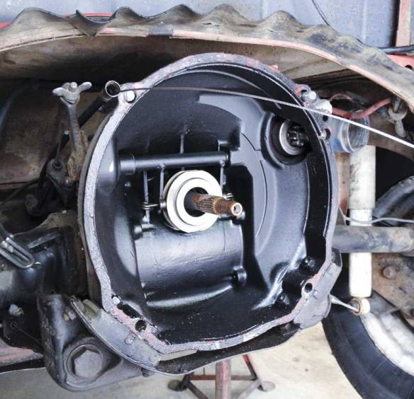 happy days – still has the recently built Rancho Performance gearbox