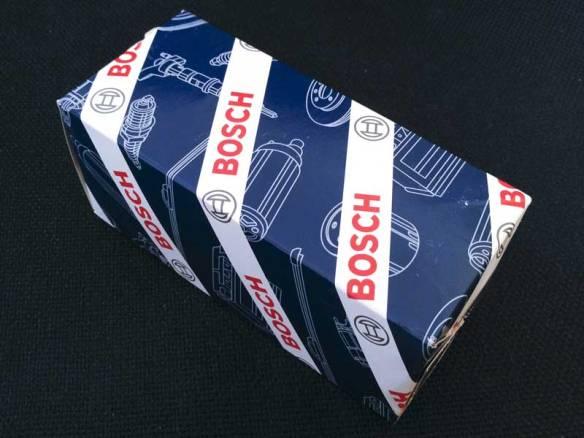 a new Bosch blue 12v coil