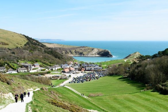 Lulworth Cove, World Heritage beauty at its best!