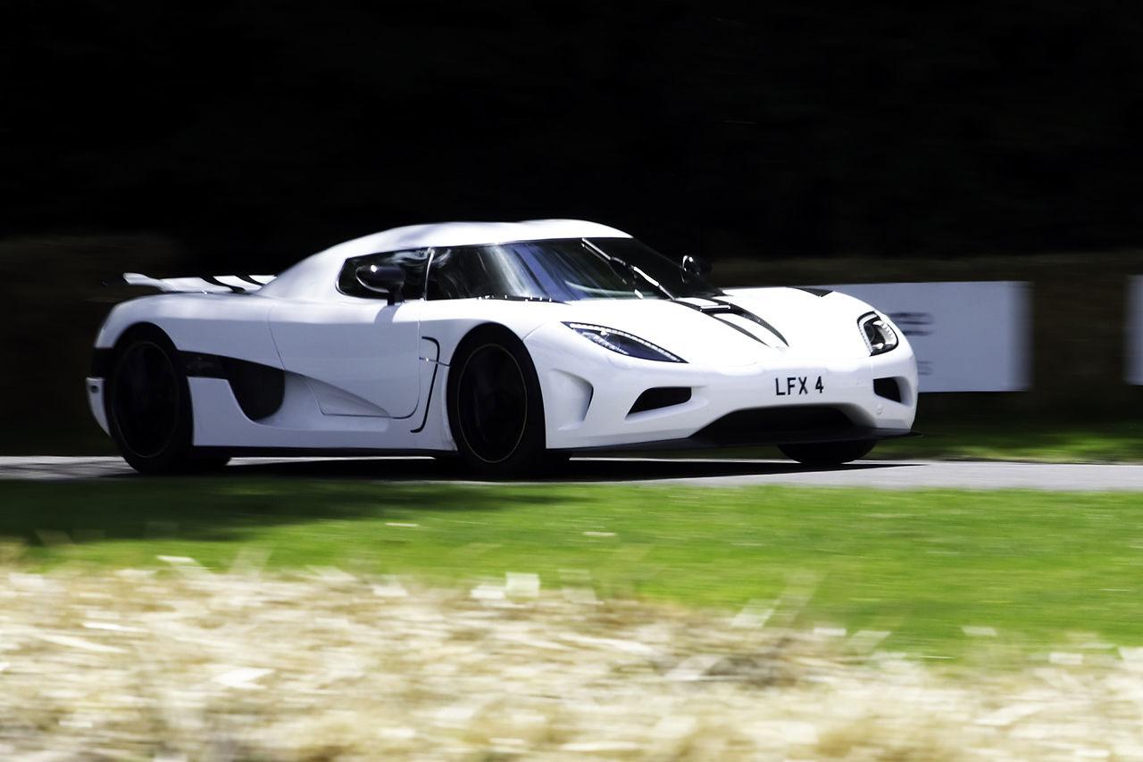 Nfs Movie Cars Wallpaper Koenigsegg Agera R Los 10 Carros M 193 S Caros Del Mundo En 2013