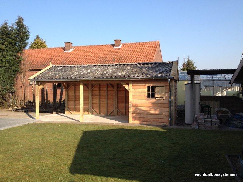 Download Eikenhouten Carport Opgeleverd : HD Walls : Find Wallpapers