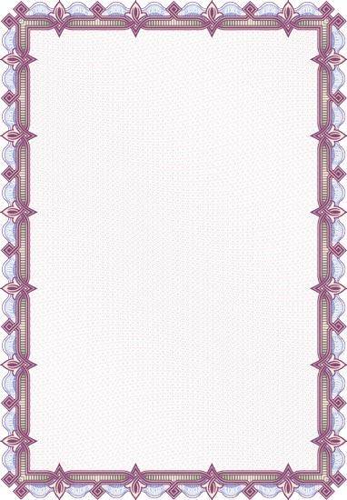 Blank certificates vectors - blank certificates template
