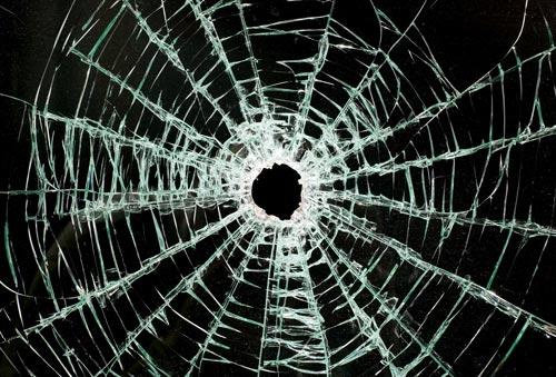 Smashing Car Wallpaper Broken Glass Textures Effect