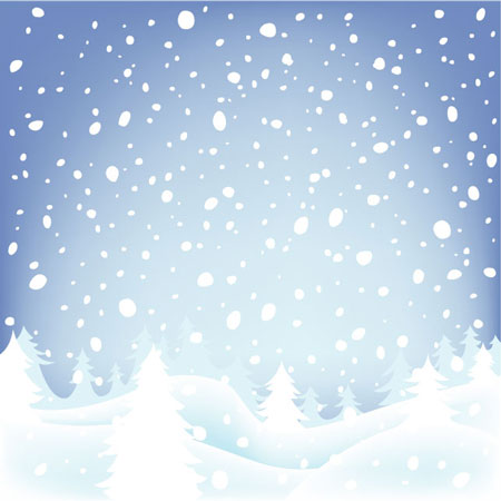 Christmas background vectors - christmas background image