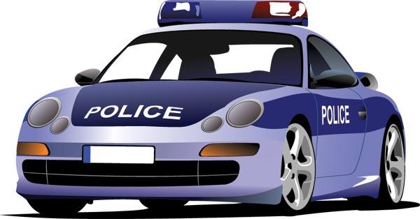 Police Car Wallpaper Mobile Police Car Vector Templates