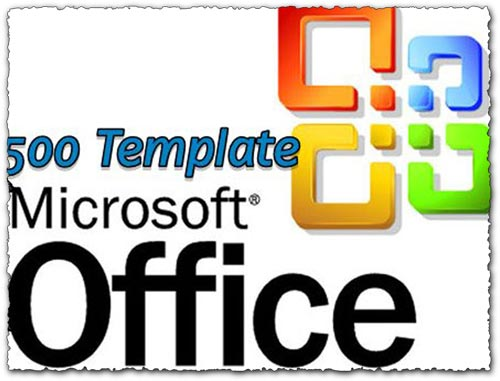 500 Office Templates For Word, Excel and Power Point - microsoft office com templates