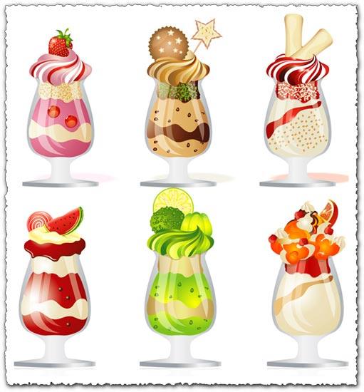 ice cream vector eps vectors for download