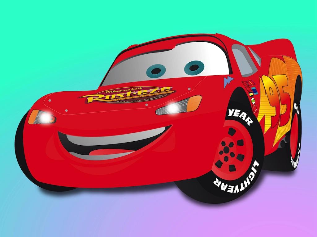 Pixar Cars Wallpaper Cars Cartoon Vector