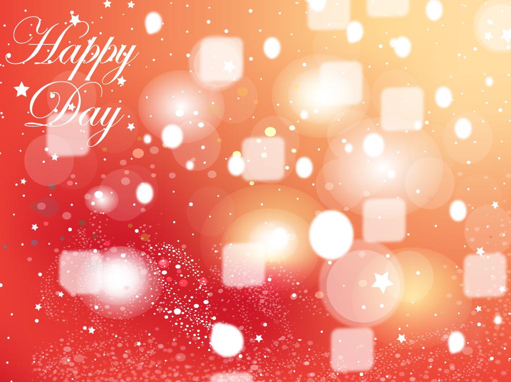 Red Birthday Background - birthday backround