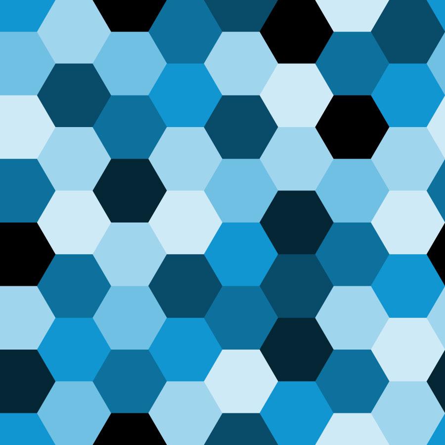 3d Tile Wallpaper Honeycomb Hexagonal Tiles Vector Tiles