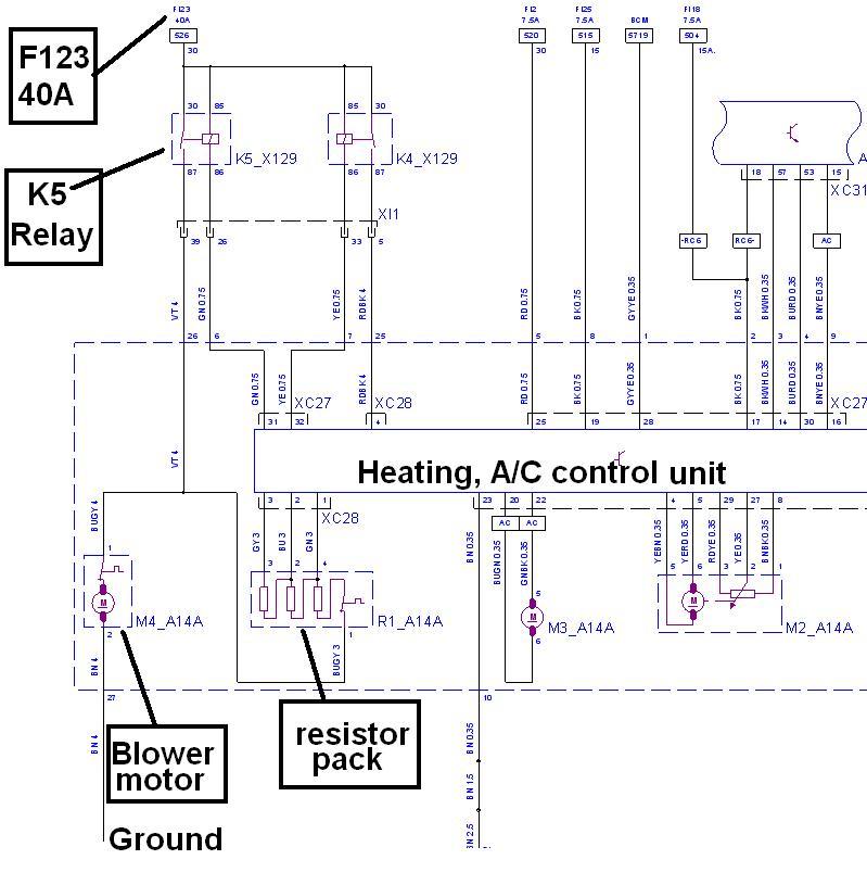 vauxhall vectra c wiring diagram