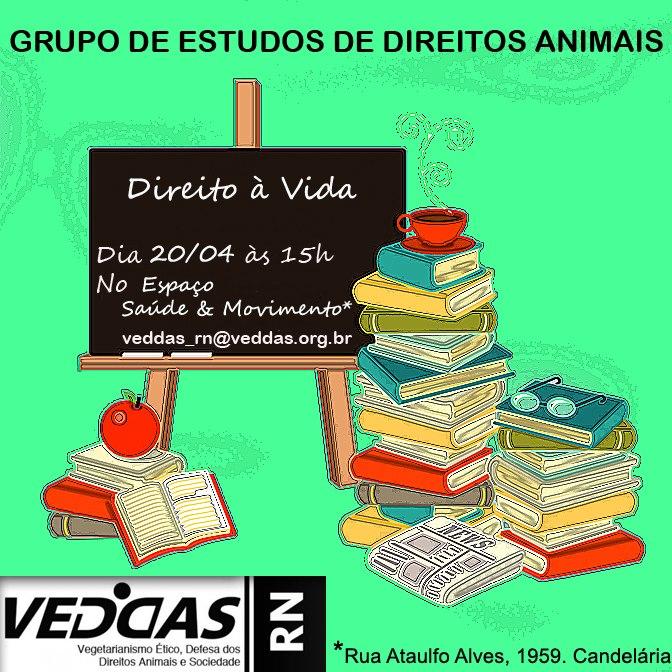 Grupo de Estudo VEDDAS RN abril 2013