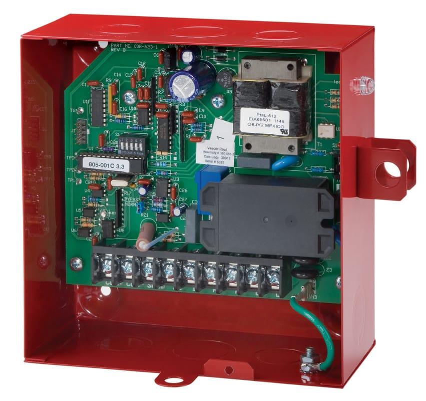 Red Jacket® IQ Smart Controller Box Veeder-Root