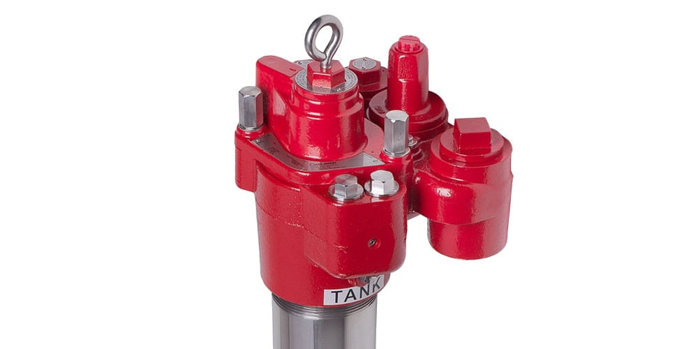 The Red Jacket® Submersible Turbine Pump Veeder-Root
