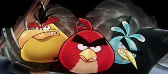 Angry Birds In Cinema