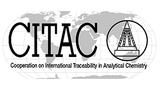 cooperation on international traceability in analytical chemistry